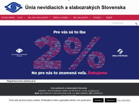 blindfriendly.unss.sk
