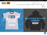 blink182merch.com