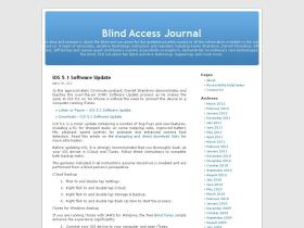 blog.blindaccessjournal.com