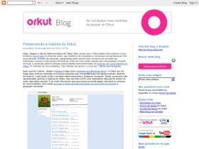 blog.orkut.com
