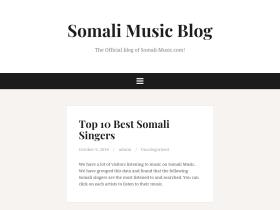 blog.somali-music.com