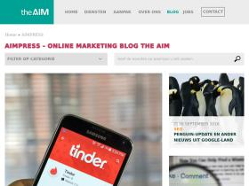 blog.the-aim.be