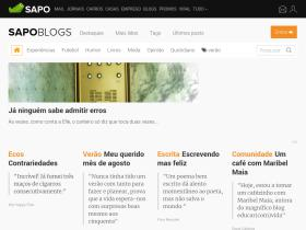 blogs.sapo.pt Analytics Stats
