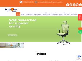 bluebellergonomics.com