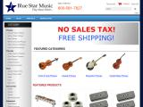 bluestarmusic.com