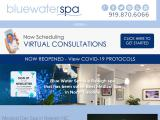 bluewaterspa.com