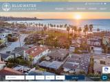 bluewatervacationhomes.com