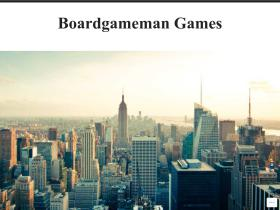 boardgameman.com