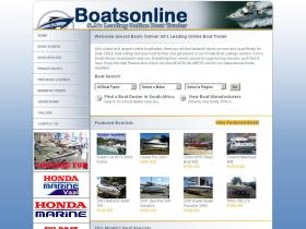 boatingonline.co.za