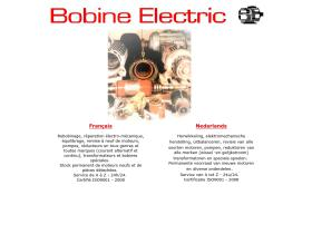 bobine-electric.be