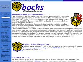 bochs.sourceforge.net