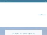 bodyrestorationclinic.com