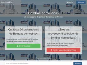 bombas-domesticas.mexicored.com.mx