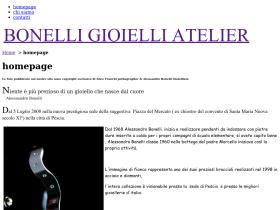 bonelligioielliatelier.oneminutesite.it