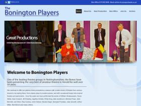 boningtonplayers.co.uk