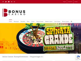bonuscasinos.be