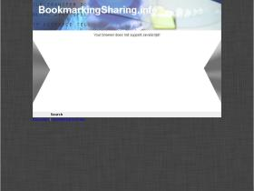 bookmarkingsharing.info