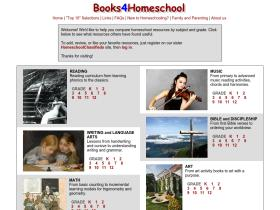 books4homeschool.com