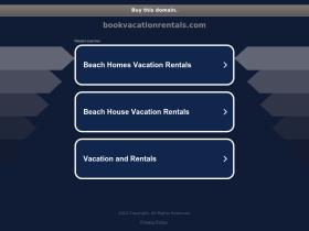 bookvacationrentals.com