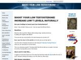 boost-your-low-testosterone.com