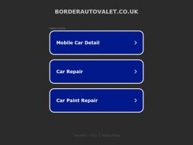borderautovalet.co.uk