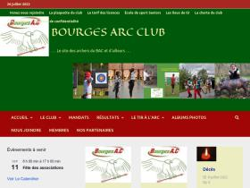 bourges-arc-club.fr