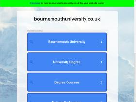 bournemouthuniversity.co.uk
