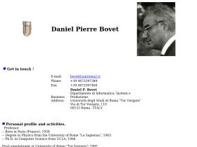 bovet.sprg.uniroma2.it
