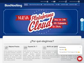 boxhosting.cl