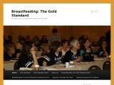 breastfeedingthegoldstandard.org