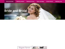 brideandbridal.com