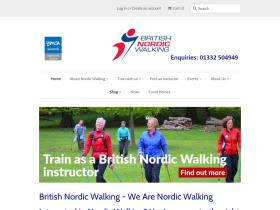 britishnordicwalking.org.uk