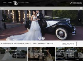 broadwayweddingcarhire.com.au