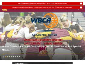brooklyncollegeathletics.com