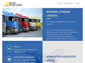 bslogistic.cz