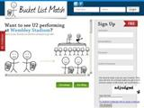 bucketlistmatch.com