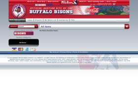 buffalobisons.milbauctions.com