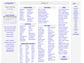 37 similar sites like for Website similar to craigslist