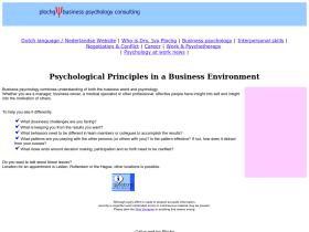 businesspsychologistconsulting.com