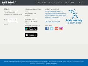 bybel.co.za
