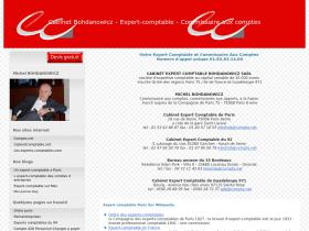 cabinet-experts-comptables.net
