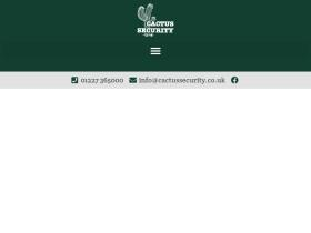cactussecurity.co.uk