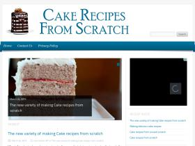 cakerecipesfromscratch.net