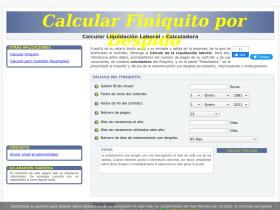 calculo-finiquito.com