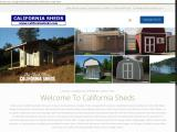 californiasheds.com