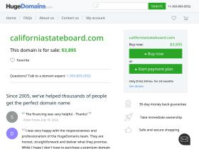 californiastateboard.com