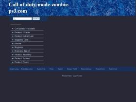call-of-duty-mode-zombie-ps3.com