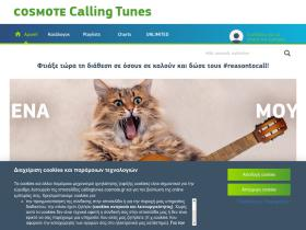 callingtunes.cosmote.gr