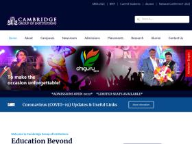 cambridge.edu.in