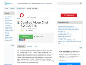 camfrog-video-chat.updatestar.com